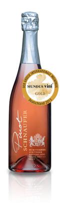 Schnaufer Pinot Sekt b.A. Trocken Württemberg Stettener Heuchelberg