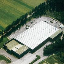 Der Firmensitz seit 1975