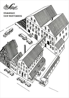 Schnaufer Stammhaus bis 1975